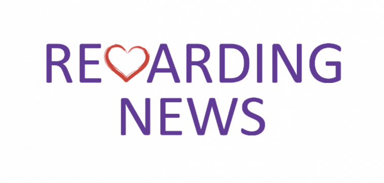Rewarding News Logo