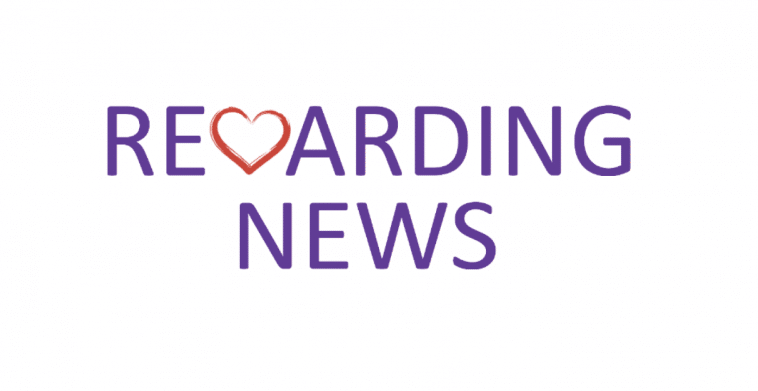Rewarding News Logo