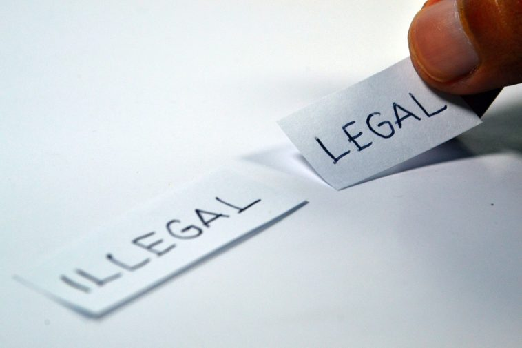 법적 불법