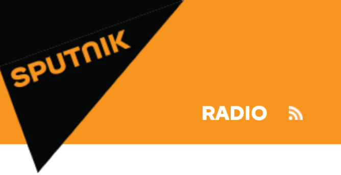 Mary Sharpe ar Radio Sputnik