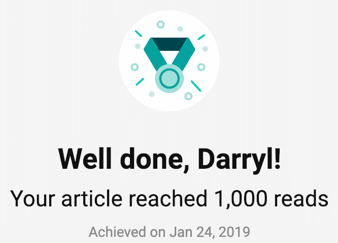 ResearchGate 1,000 хонд
