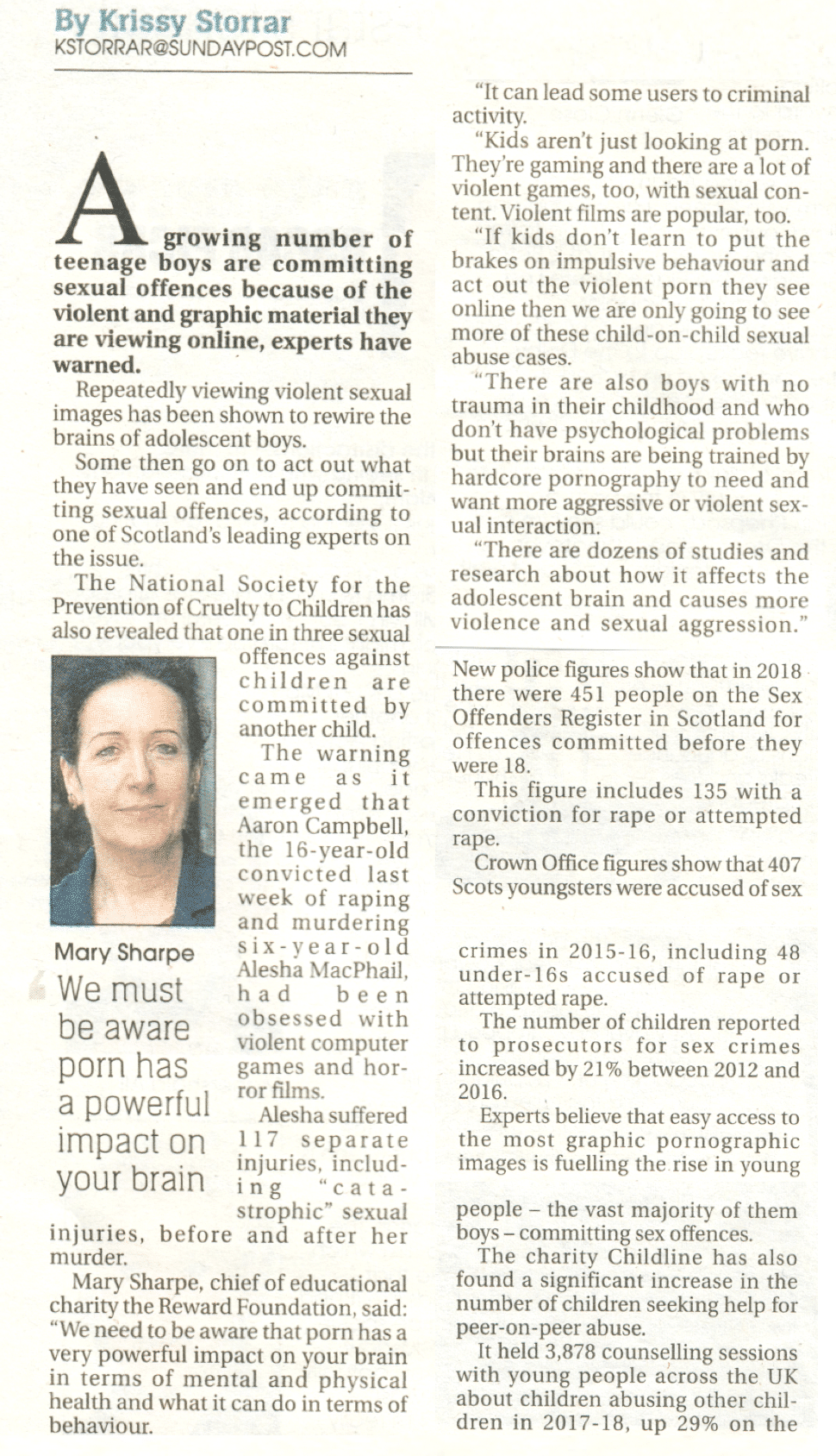 The Sunday Post 24 February 2019