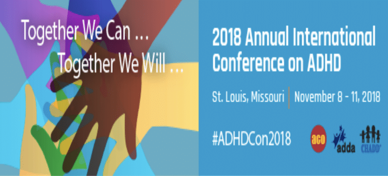 2018 Annual International Conference on ADHD