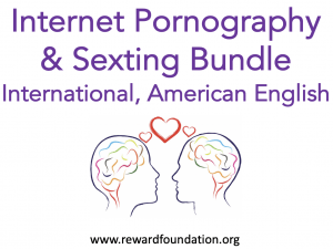 Internet Pornography Sexting Bundle International American English