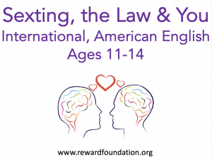 Sexting, the Law & You (American English) Ages 11-14