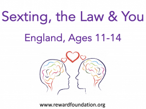 Sexting, the Law & You (England) Ages 11-14