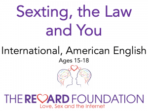 Sexting, the Law & You (International, American English)