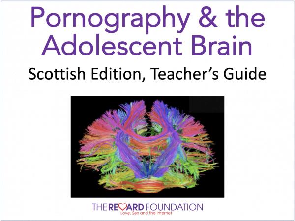 Pornography adolescent brain Scottish